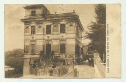 CASTEL GANDOLFO - LA VILLA DELL'AVV. PAOLO ROMANO MARINI 1933 VIAGGIATA  FP - Other