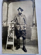 Carte Photo  Militaire Chasseur Du 116 ème - Photo Rogliano, Marseille - BE - Guerra 1914-18