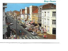 59 BRAY DUNES Cpm Boulevard Georges Pompidou - Bray-Dunes