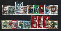 Berlin Michel Nr. 464 - 481 EST Gestempelt (Jahrgang 1974 Komplett) - Berlin (West)