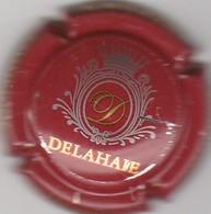 CAPSULE  MUSELET . CHAMPAGNE . DELAHAIE EPERNAY - Other