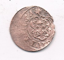 SCHILLING  1661  LIVONIA LETLAND /6159/ - Lettonie