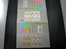 """BELG.1989 2338 Zegels/timbres** + Card : """"  Gemeenschappelijke Uitgifte Met Nederland ,150 Jaar Limburg """" - Cartas Commemorativas"""