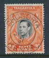 KENYA, Postmark CHOGORIA - Kenya, Uganda & Tanganyika