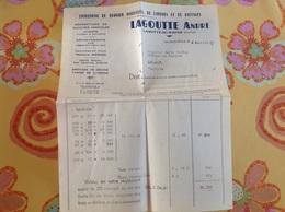 Lamotte Du Rhône Travaux Agricoles Lagoutte 1952 - Unclassified