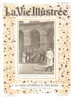 """LA VIE ILLUSTREE N° 241 De 1903 """" LA COURSE AUTOMOBILE  PARIS - MADRID """" - Livres, BD, Revues"""