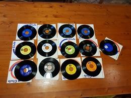 13 PZ. 33 GIRI FORMATO PICCOLO EDIZIONI MUSICALI CLUB MILANO DISCO DIMOSTRATIVO - Disco, Pop