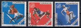 Ecuador Y/T 766 / 768 (0) - Ecuador
