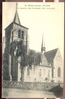 Cpa St Pieters Leeuw - Sint-Pieters-Leeuw