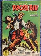 PECOS BILL - Bi-Mensuel N° 30 - Le Secret De La Reine Des Neiges - Périodiques Et Éditions Illustrées - ( 18/01/1952 ) . - Magazines Et Périodiques