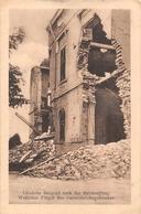 6 Cartes Belgrad Guerre - Destruction - Serbien