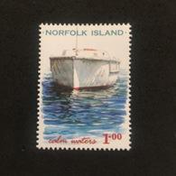 NORFLOLK ISLAND. MNH. 3R3101C - Barcos