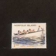 NORFLOLK ISLAND. MNH. 3R3101E - Barcos