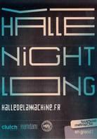 CC °° Halle Night Long Concerts Nocturnes à Montaudran 31 - 10x15 - Musique Et Musiciens