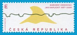 CZ 2018-0975 Czech Design: Jan Kaplický, CZECH, 1 X 1v, MNH - Tchéquie