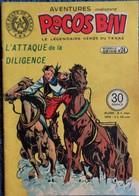 PECOS BILL - Bi-Mensuel N° 24 - L'attaque De La Diligence - Périodiques Et Éditions Illustrées - ( 19/10/1951 ) . - Magazines Et Périodiques