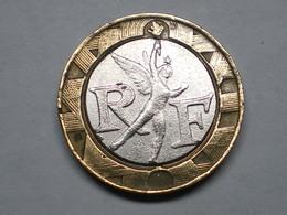 10 Francs Génie 1993  Monnaie Ayant Circulée De Belle+   Qualitée  !!!! Lotplsch1/3 - France