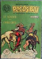 PECOS BILL - Bi-Mensuel N° 23 - Le Sentier Des Embûches - Périodiques Et Éditions Illustrées - ( 05/10/1951 ) . - Magazines Et Périodiques