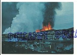 Islande. Eruption Du Heimaey. Vestmannaeyjar. Deuxième Jour - Islande