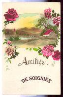 Cpa Soignies  1930 - Soignies