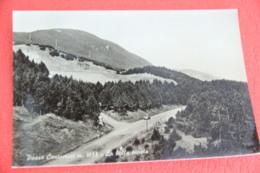 La Spezia Presso Varese Ligure Passo Centocroci Cento Croci La Pineta 1962 - Italia