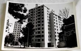 Vieille Photo, Old Photograph, Fotografía Antigua / Architecture, Bâtiment En Construction, Architecture, Building Under - Lugares