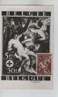 PR6726/ TP 647/652 S/C.M. / M.K. 80° Anniversaire Fondation Croix Rouge - 1934-1951