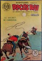 PECOS BILL - Bi-Mensuel N° 13 - Le Secret De Carveston - Périodiques Et Éditions Illustrées - ( 05/05/1951 ) . - Andere Magazine