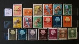 Netherlands New Guinea(UNTEA) 1962 Y&T 1/19 Mounted Mint Complete Set**(MLH) - Briefmarken