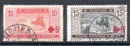 MAURITANIE - YT N° 34-35 - Cote: 5,00 € - Mauritanie (1906-1944)