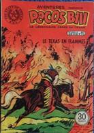 PECOS BILL - Bi-Mensuel N° 11 - Le TEXAS En Flammes - Périodiques Et Éditions Illustrées - ( 05/04/1951 ) . - Andere Magazine