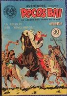 """PECOS BILL - Bi-Mensuel N° 10 - La Révolte Des """" Nenguiritos """" - Périodiques Et Éditions Illustrées - ( 20/03/1951 ) . - Magazines Et Périodiques"""