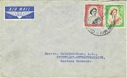 Neuseeland / New Zealand - Umschlag Echt Gelaufen / Cover Used (T328) - Neuseeland