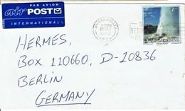 Neuseeland / New Zealand - Umschlag Echt Gelaufen / Cover Used (T329) - Briefe U. Dokumente