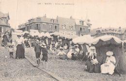 80-MERS LES BAINS-N°1078-G/0347 - Mers Les Bains