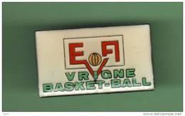 BASKET *** VRIGNE *** 1038 - Basketball