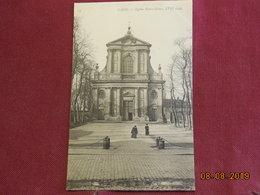 CPA - Caen - Eglise Notre-Dame, XVIIe Siècle - Caen