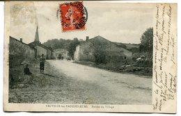 CPA - Carte Postale - France - Neuville-lès-Vaucouleurs - Entrée Du Village - 1907 (I9661) - Altri Comuni