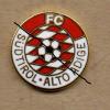 F.C Sudtirol Altoadige Calcio Distintivi FootBall Soccer Spilla Italy TAA Alto Adige - Calcio