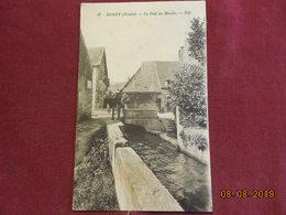 CPA - Donzy - Le Bief Du Moulin - Autres Communes