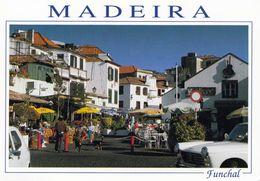 1 AK Madeira * Die Altstadt Von Funchal * - Madeira
