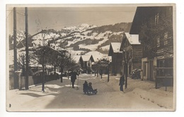 ZWEISIMMEN Dorfpartie Im Winter - BE Berne