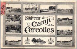 45 - Souvenir Du Camp Des Cercottes - France