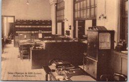 45 GIEN - Caisse D'épargne - Bureau Du Personnel - Gien