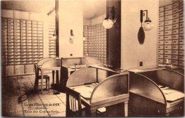 45 GIEN - Caisse D'épargne - Salle Des Coffres-forts - Gien