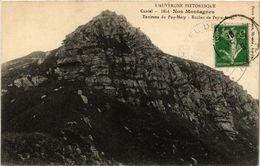 CPA Nos Montagnes - Environs Du Puy-Mary - Rocher De Peyre-Arse (389980) - Altri Comuni