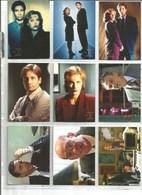 Série 1996 The X-Files  9 Cartes (2) - X-Files