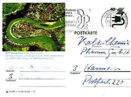 GERMANIA - 1975 TELEFONO Informare... - Targhetta Meccanica - Telecom