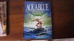 AQUABLUE TOME 1 NAOS   CAILLETEAU   VATINE   DELCOURT - Aquablue