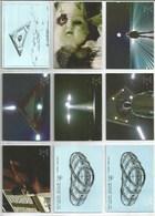 Série 1996 The X-Files  9 Cartes (10) - X-Files
